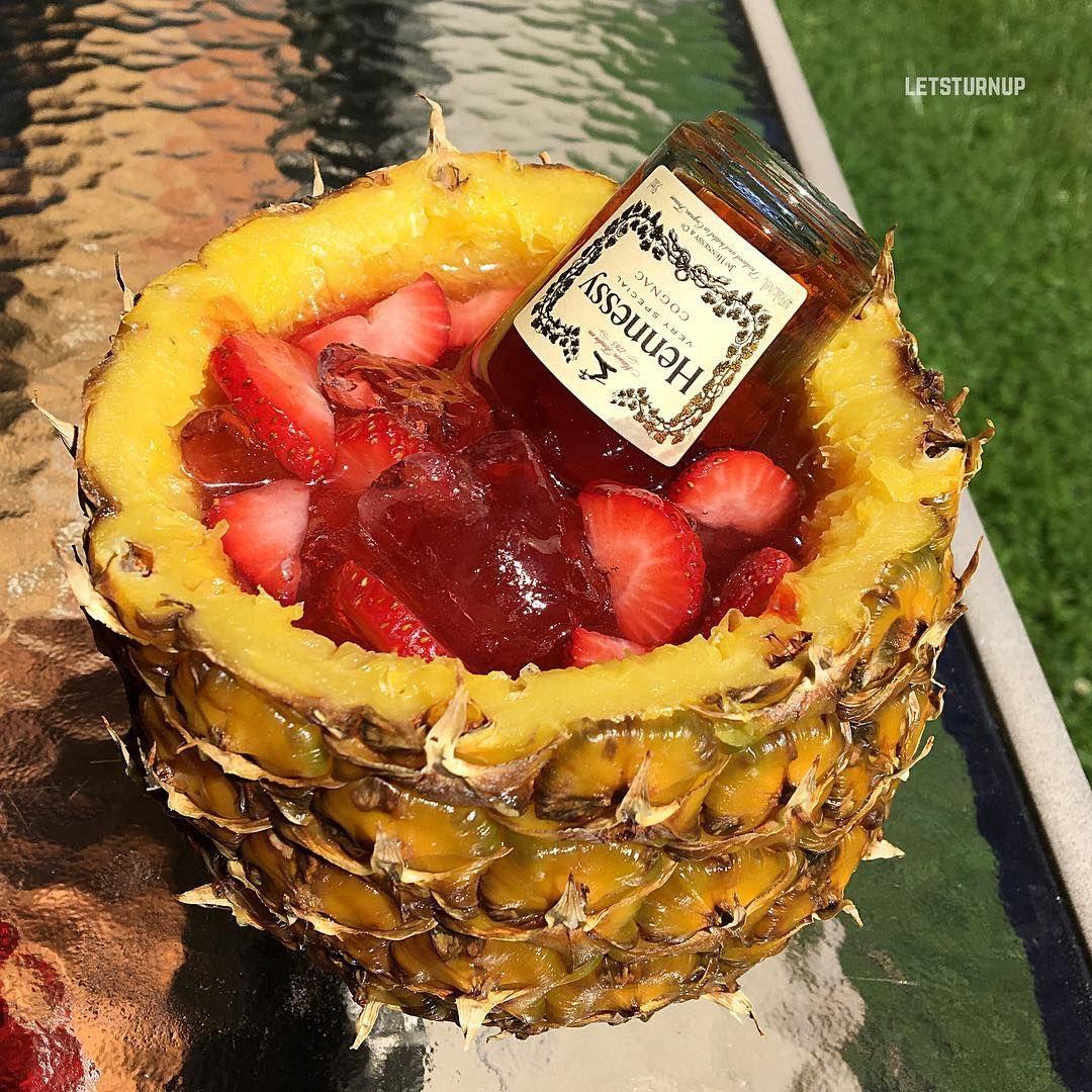 Park Art|My WordPress Blog_How To Make Strawberry Henny Colada