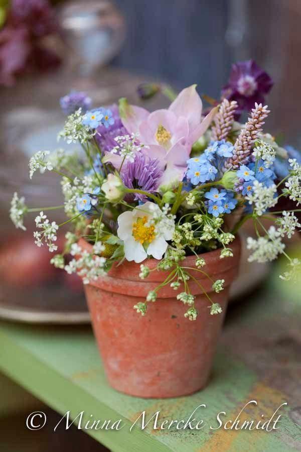 Minne Flower Shop via BlueberryJam