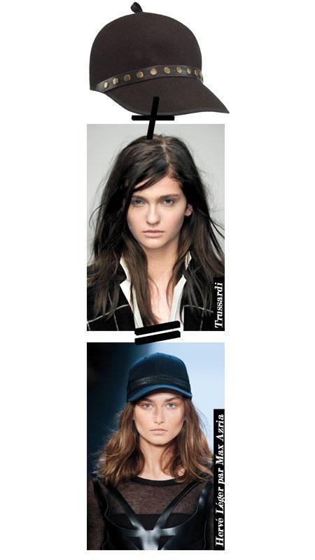 L'accessoire de l'hiver: la casquette (le look rock) | Elle Québec