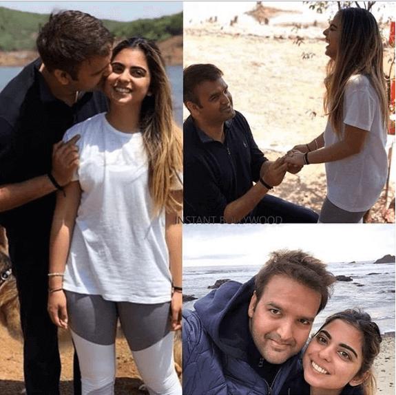 ईशा अंबानी की शादी की डेट हुई फाइनल, दिसंबर में लेंगी सात