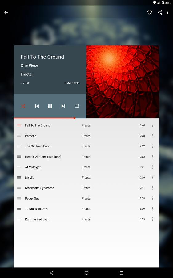 Shuttle+ Music Player v1.5.6 FULL APK