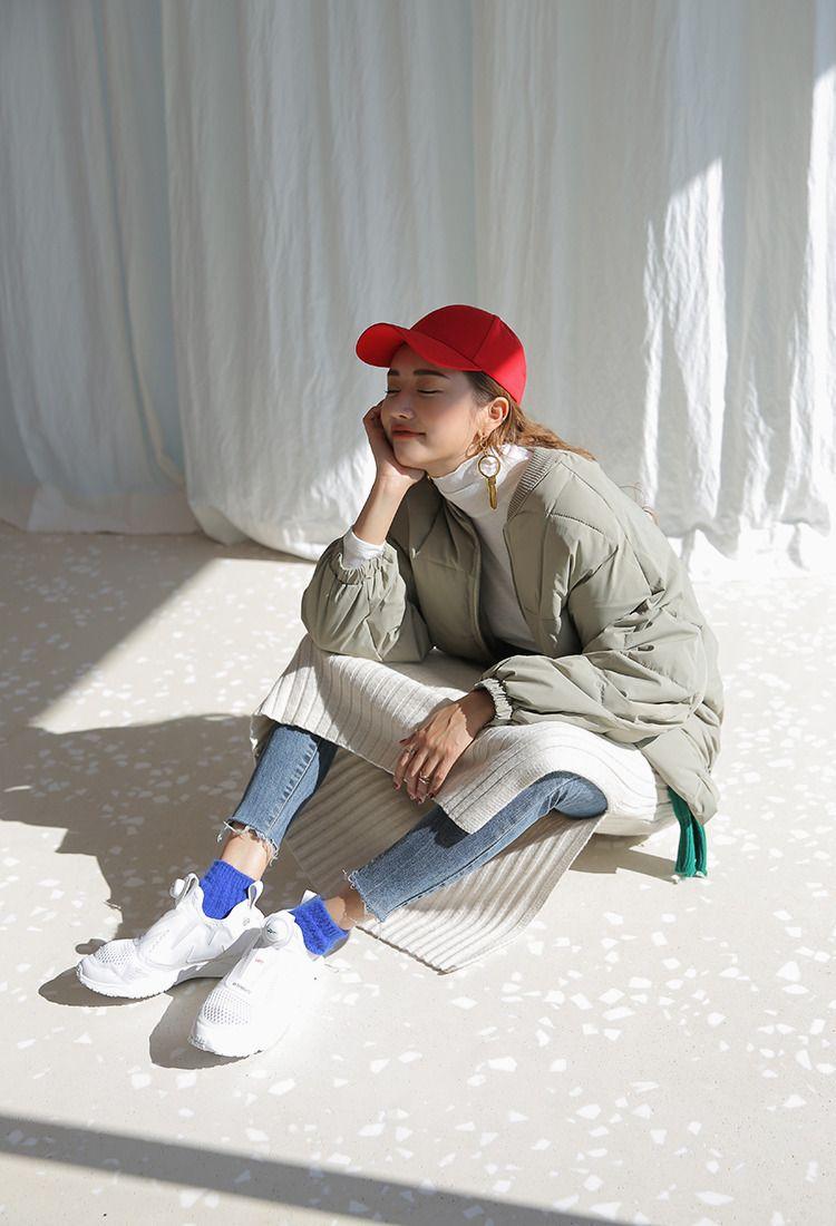 ウォッシュスリムデニムスキニー | レディース・ガールズファッション通販サイト - STYLENANDA