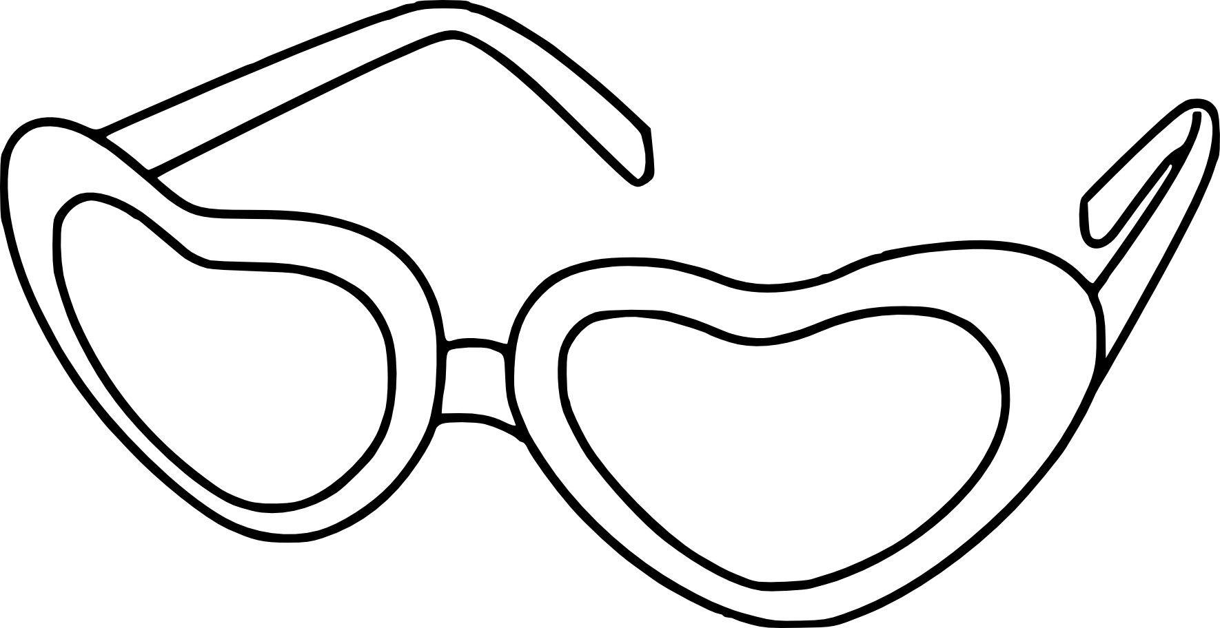 Dessin Lunettes De Soleil des lunettes de soleil dessiner - recherche google | paton bermude