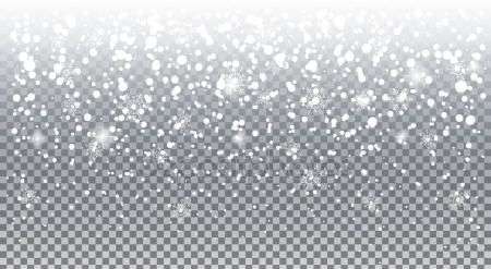 Download Realistic Falling Snowflakes White Snow Overlay Isolated With Transparent Effect Holiday Backg Snow Overlay Snowflake Background Holiday Background