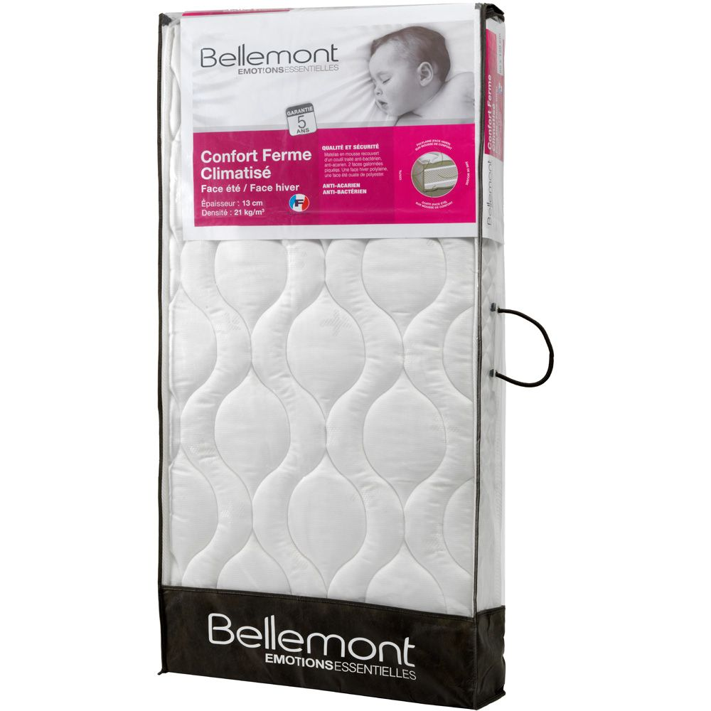 Matelas bébé confort ferme climatisé 60 x 120 cm   For baby oil ... ed239086055