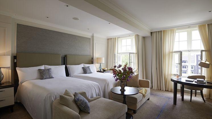 Waldorf Astoria Amsterdam Hotel, Netherlands Twin Room