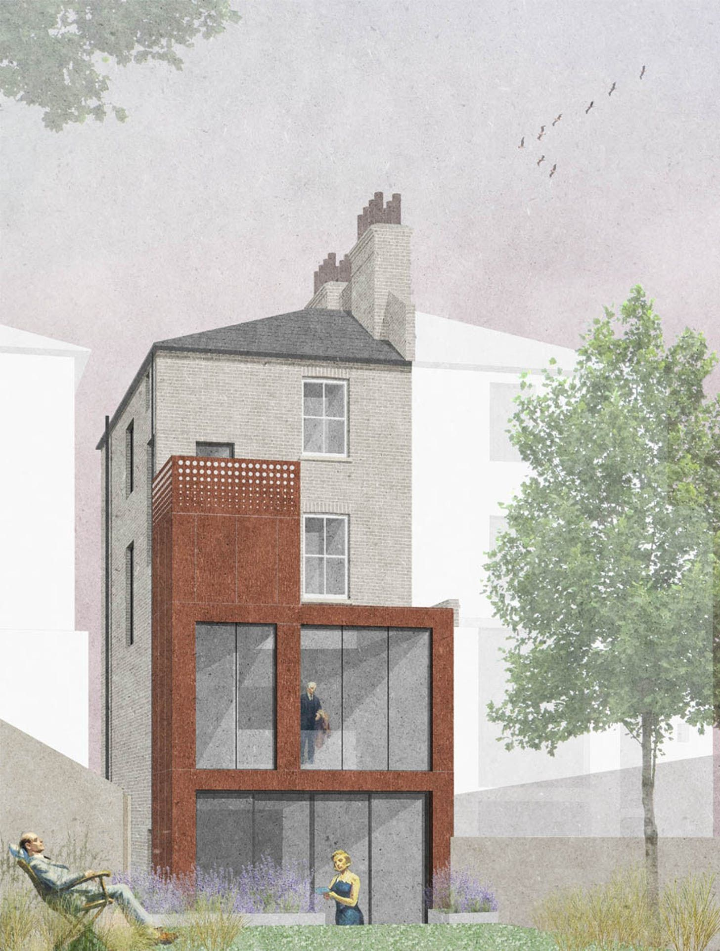 deDraft, a Practice of Three Tucked Away in London Fields, Discuss the Benefits of a Smaller Practice and Taking a More Personal Approach