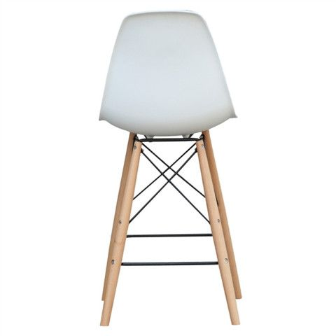 Woodleg Bar Chair (set of 4)