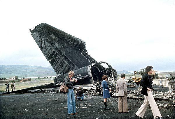 Fotografías inéditas del terrible accidente aéreo del Aeropuerto de Los Rodeos en Tenerife | Canarias en red