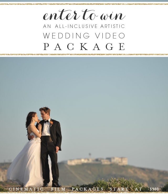 Win A Full Wedding Video Package For Your Big Day Weddings Weddingdeals Weddingplanning Http Wedding Videography Artistic Wedding Wedding Video Packages