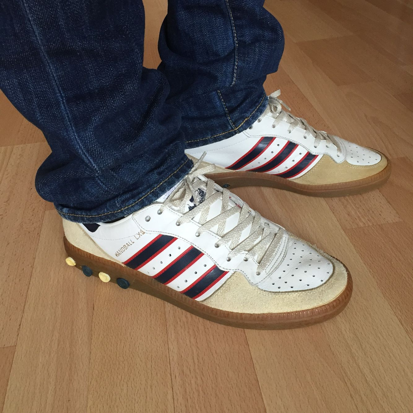 1f8fc40fc02 adidas Handball LXS 1980s made in West Germany | Adidas Collection ...