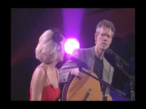 """Carrie Underwood sings a heartfelt version of """"I Told You So"""" with the legendary Randy Travis 