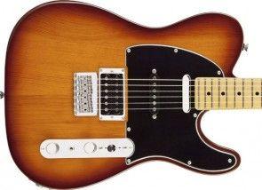 Fender Modern Player Telecaster Plus Honey Burst Electric Guitar Guitar Fender Telecaster