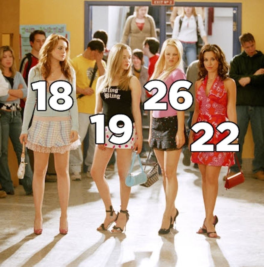 Ideal mean girls school