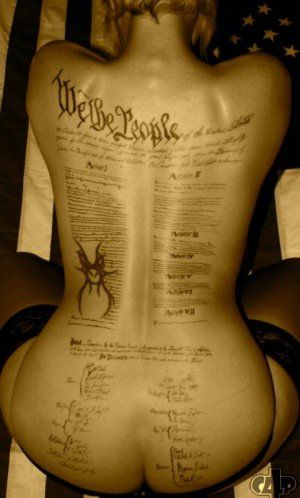 We the People... | Tattoos | Pinterest | United states ...