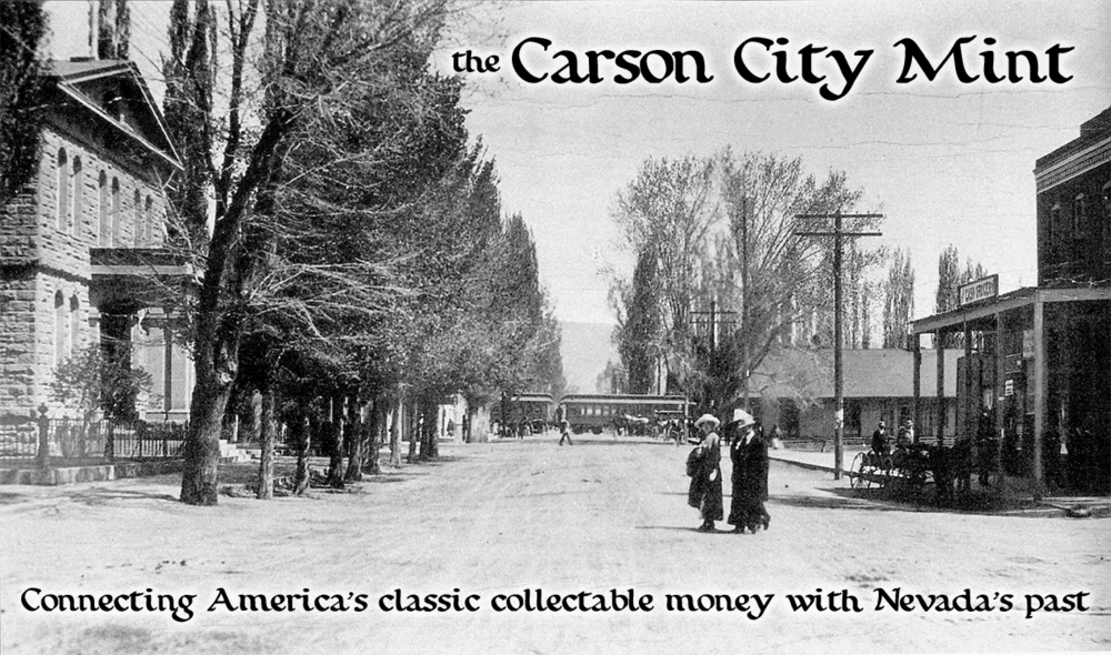 The Famous Carson City Mint The Origin Of Our Beloved Cc Coins