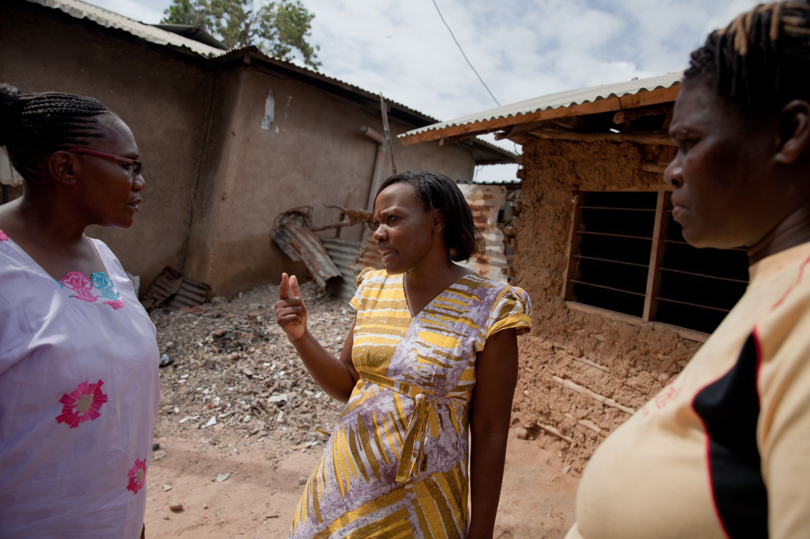 A Kenyan mother, disappearing Indian businessmen, and the