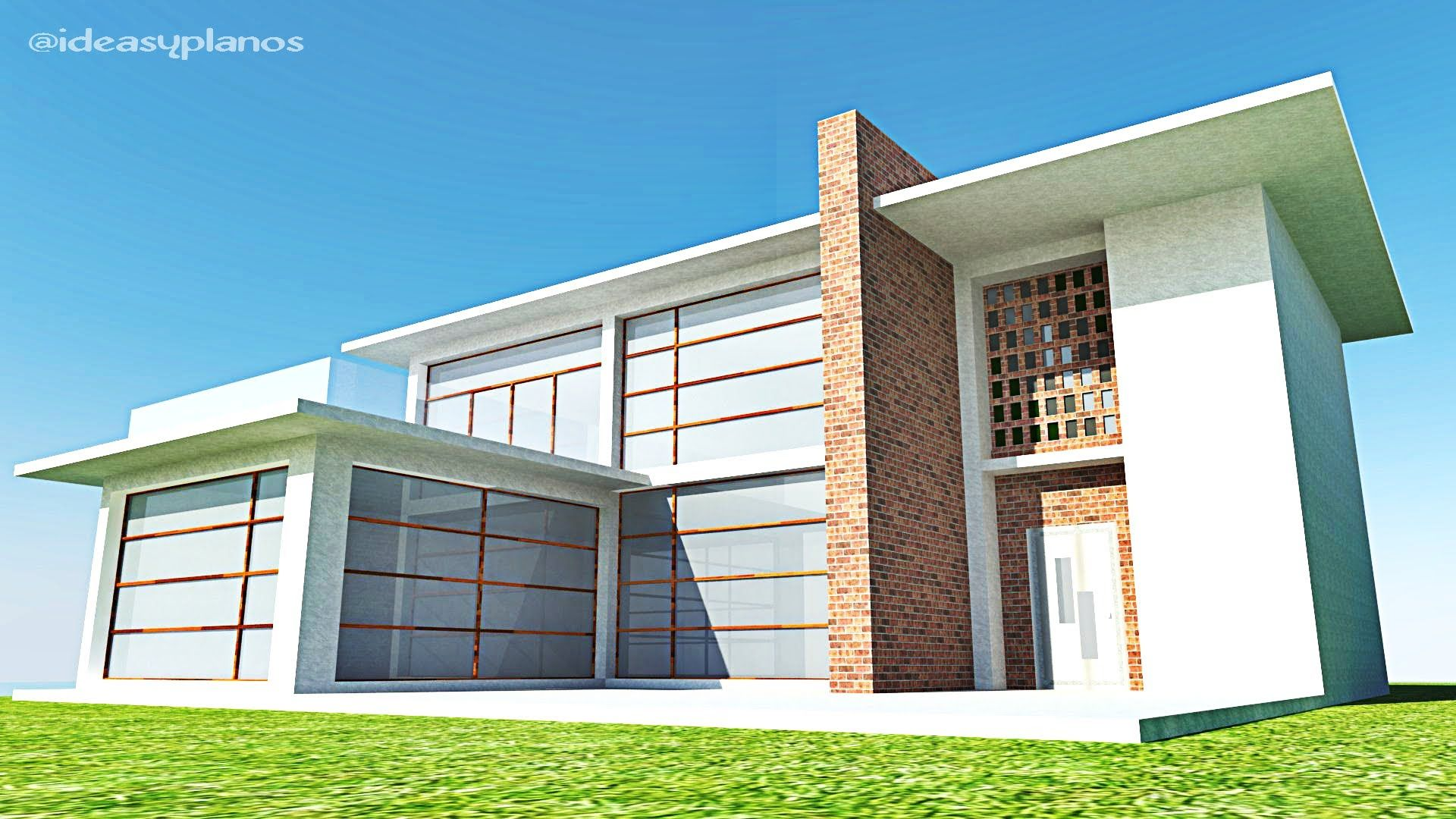 NEW Home - schönes Haus - Inspiration Google SketchUp Model ...
