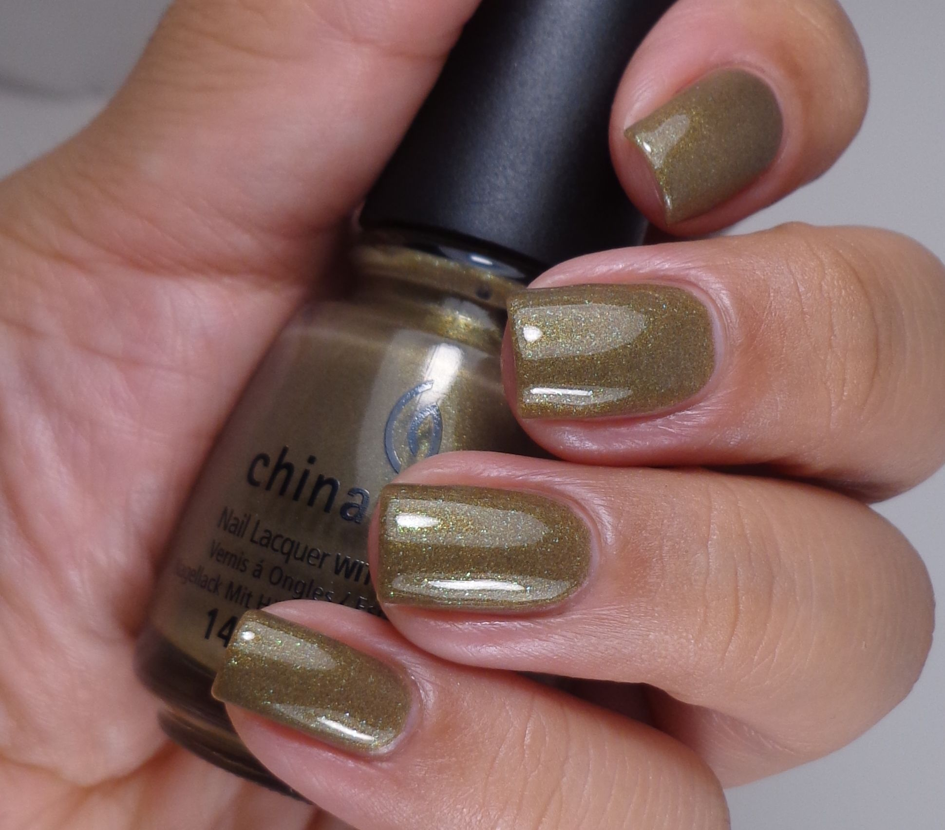 Mind The Gap-- China Glaze All Aboard Collection Fall 2014 | China ...