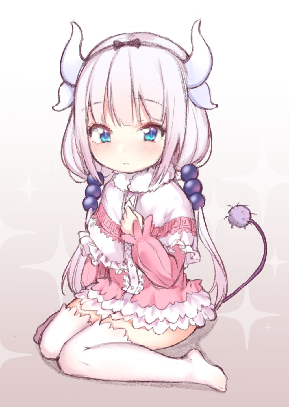 """Kanna Kamui"" Kobayashisan Chi no Maid Dragon"