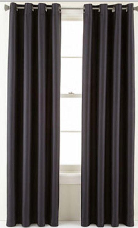 Details About Living Room Bedroom Blackout Finley Rod Pocket