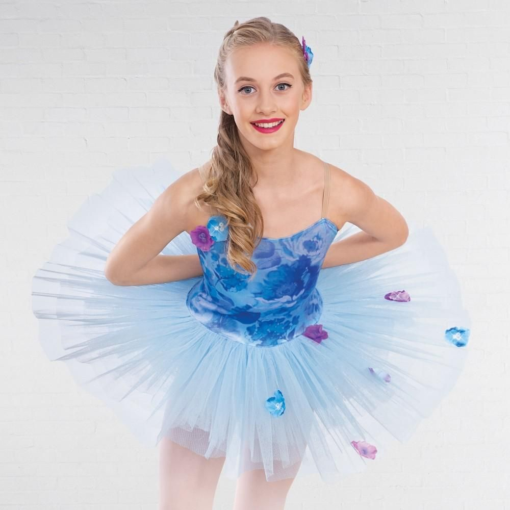 a93650c60 1st Position Floral Ballet Dance Tutu in 2019