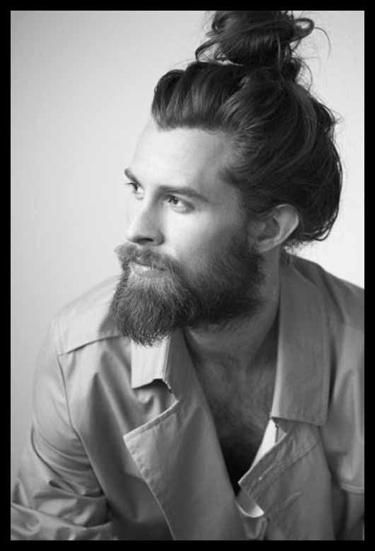 Swell 1000 Images About Men39S Long Hair Styles 2015 On Pinterest Men Hairstyles For Women Draintrainus