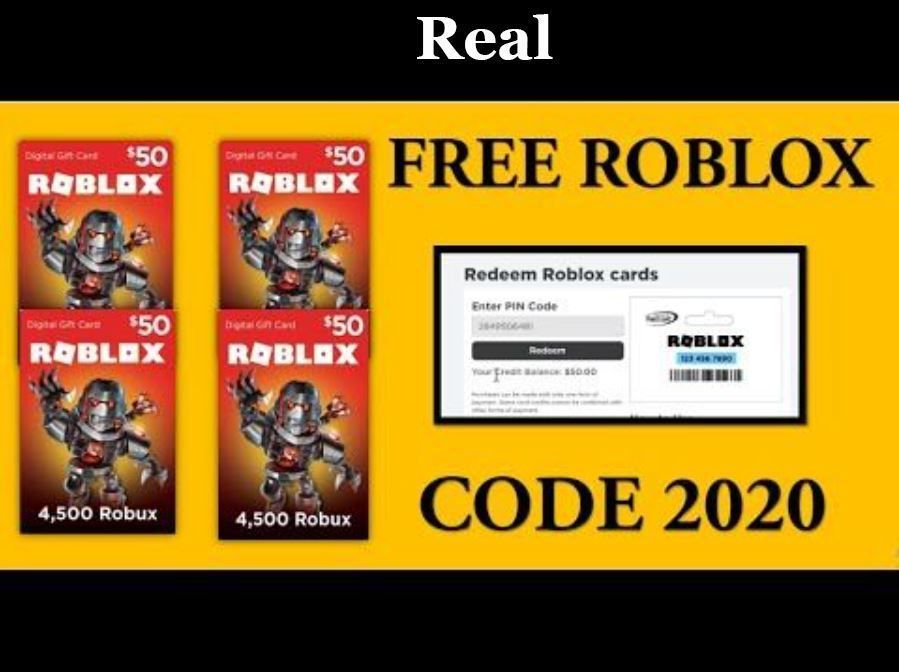 Roblox gift card 800 robux game code side