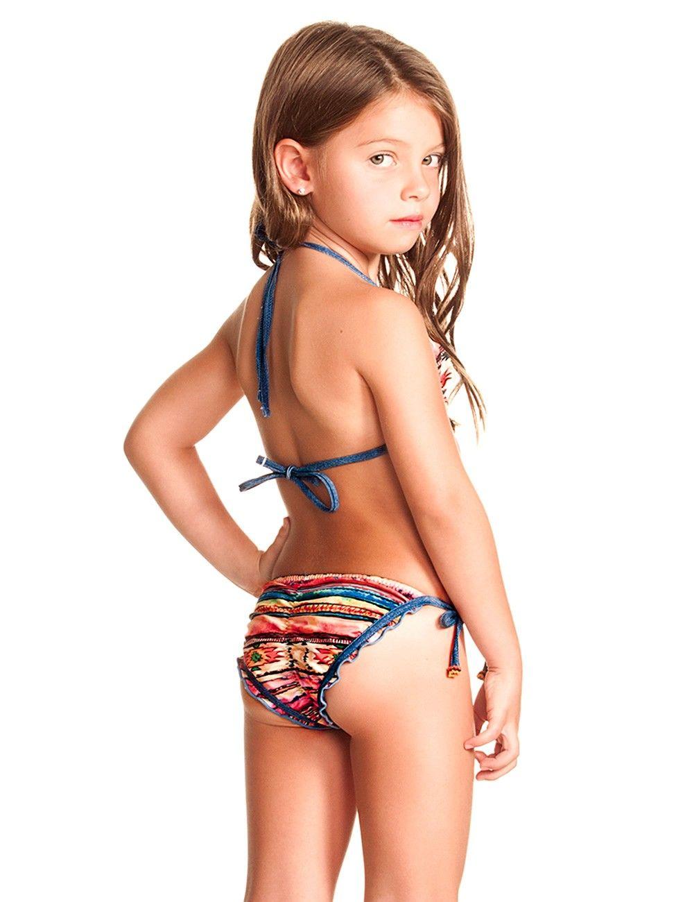 Young Little Bikini