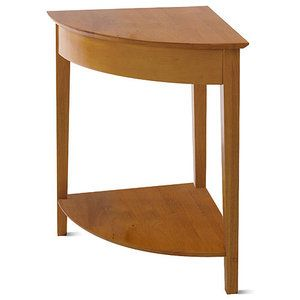 Home Wood Corner Desk Corner Table Winsome Wood