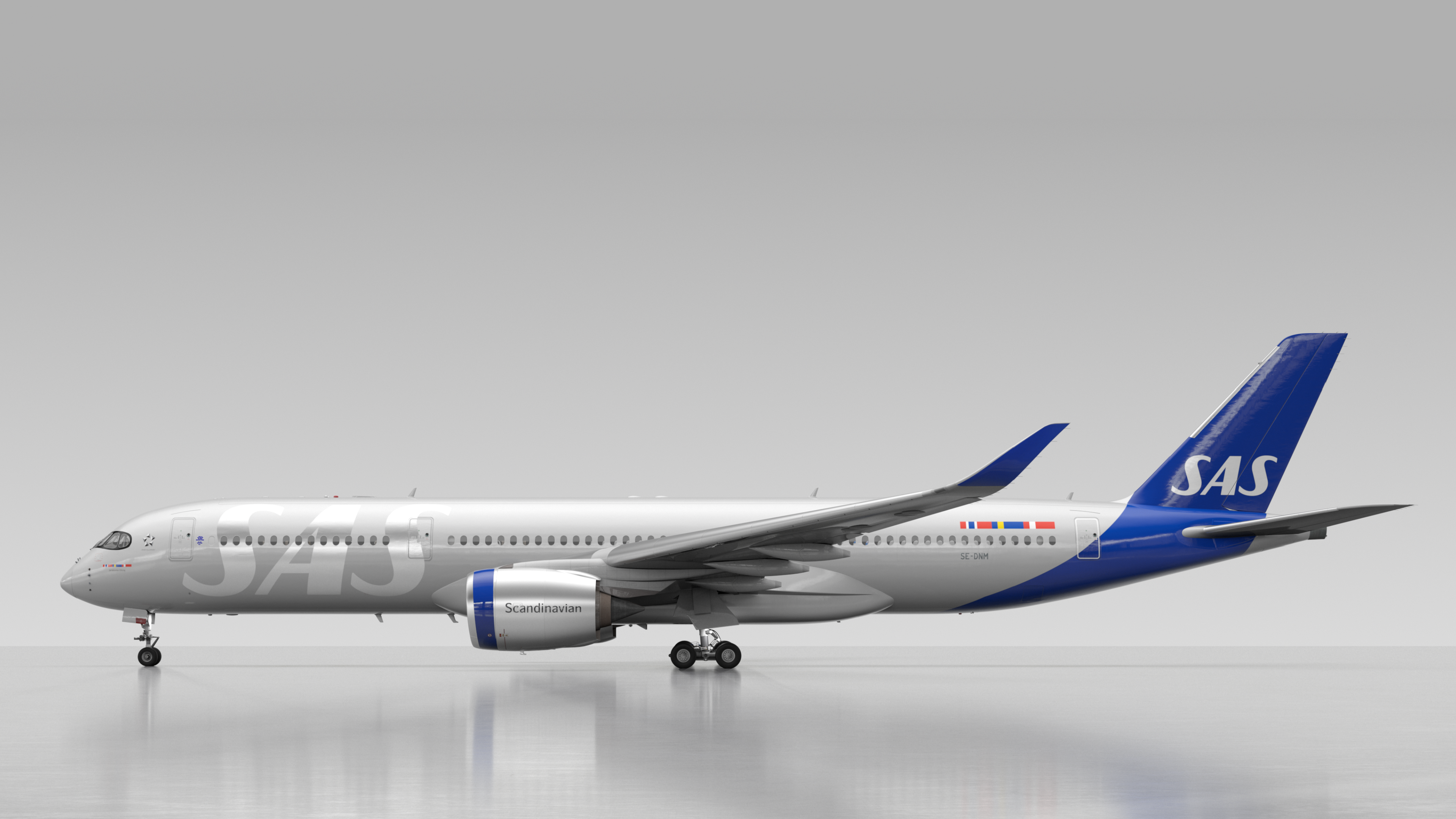 Bold Sas Livery In 2020 Brand Refresh New Aircraft Brand Icon