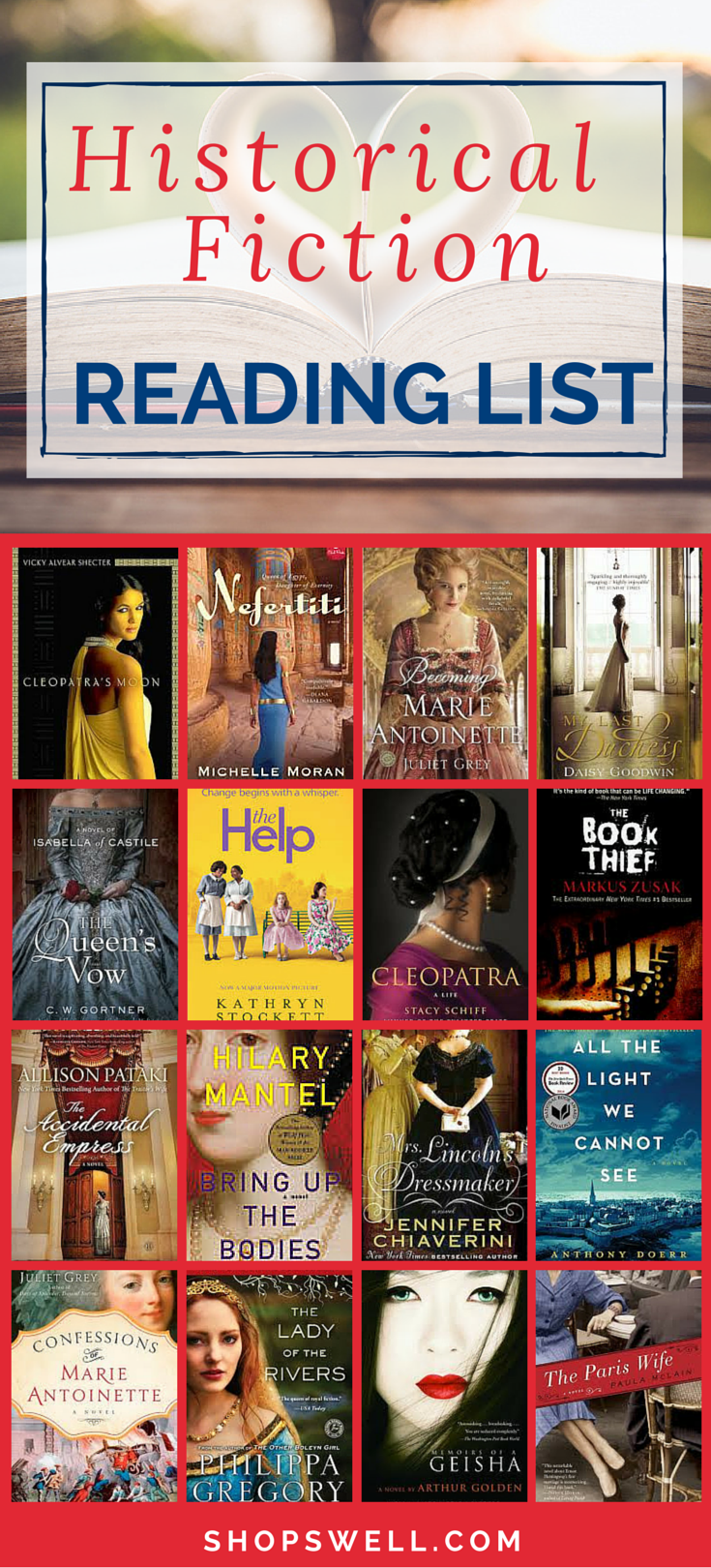 The Best Books Of 2014, According To Goodreads Users  Diana, The Reader  And Over The