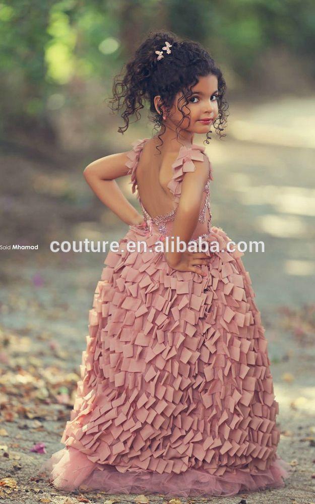 2015 el último diseño de la madre e hija vestido maxi RE1.7 elegante ...