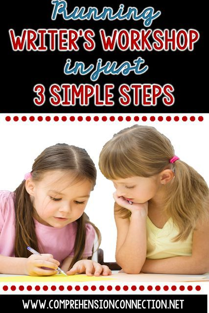 Wanting to spice up your writing routine? Check out this post on implementing writer's workshop in three simple steps.