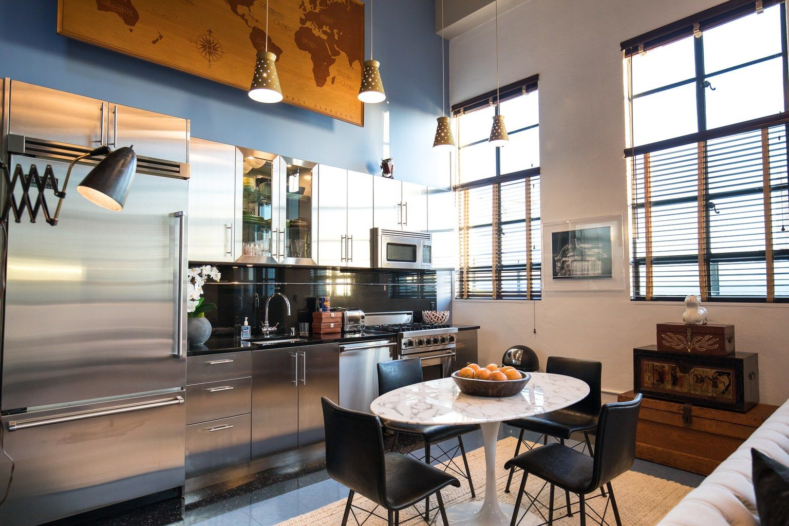 A First Look Inside Johnny Depp\'s Los Angeles Penthouses