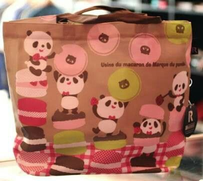 Bolsita panda
