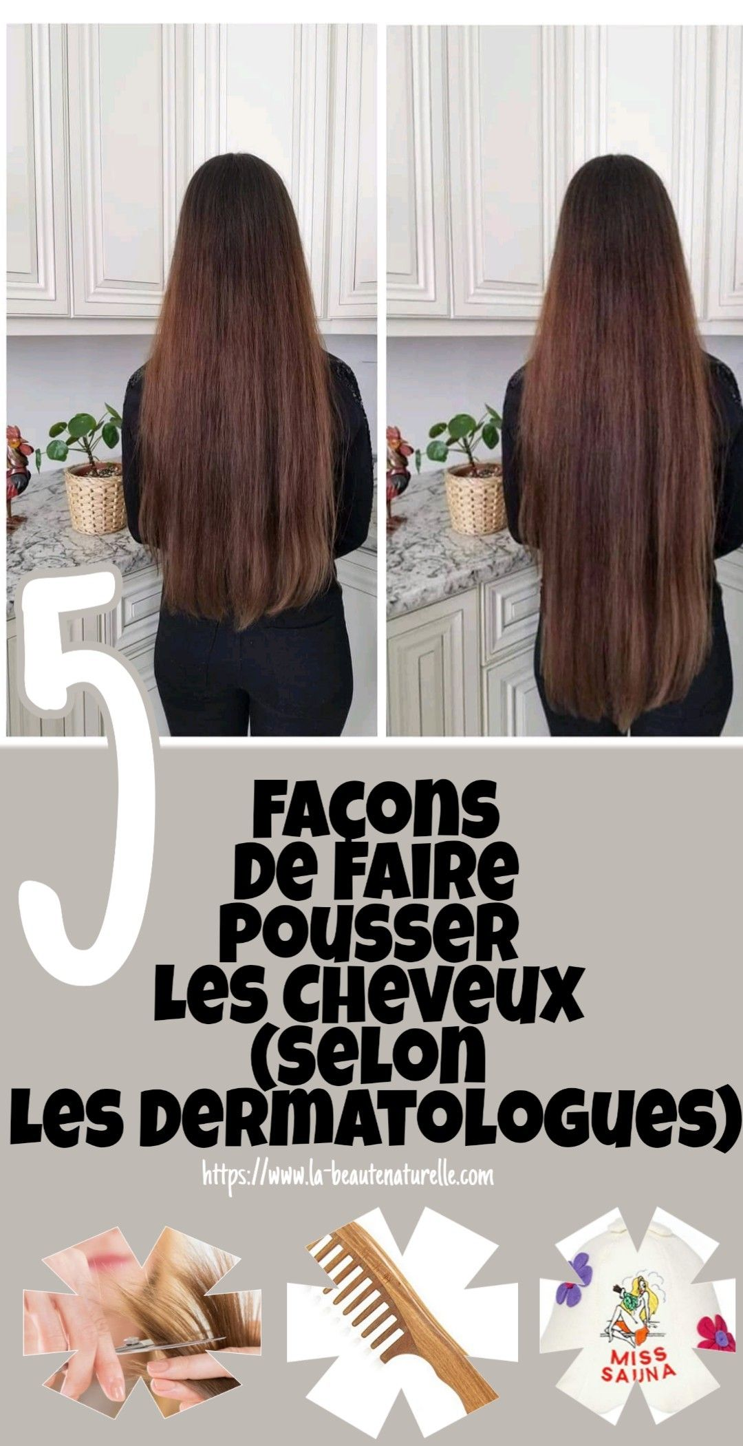 5 fa ons de faire pousser les cheveux selon les dermatologues sant faire pousser les