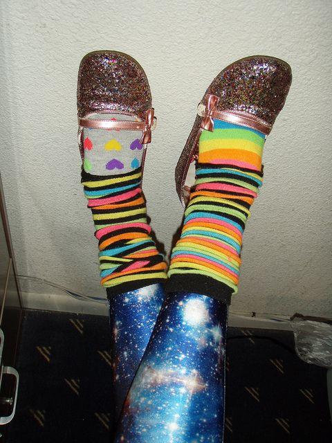 Galaxies and glitter flats | Glitter flats, Black milk and ...