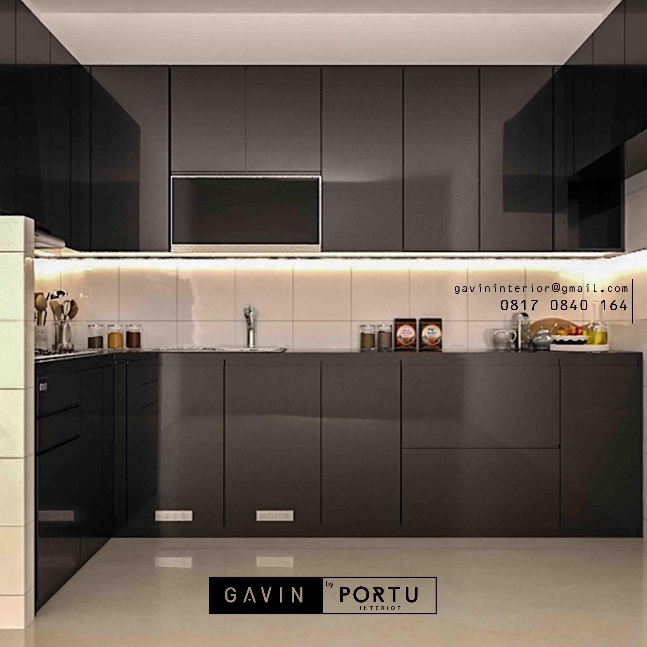 Kitchen Set Minimalis Kali Dibuat Dengan Design Atau Model