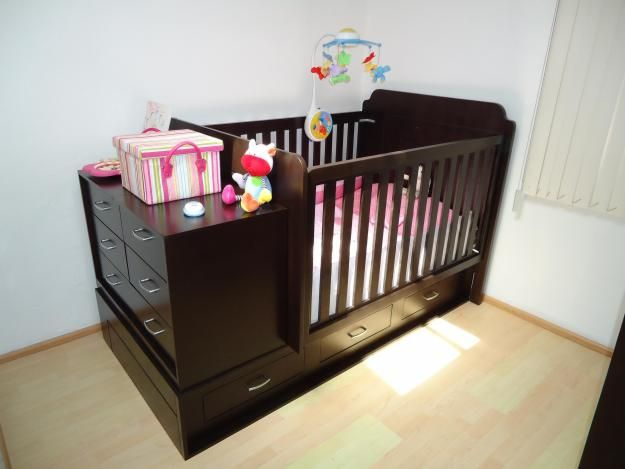 12 Cunas madera para bebes