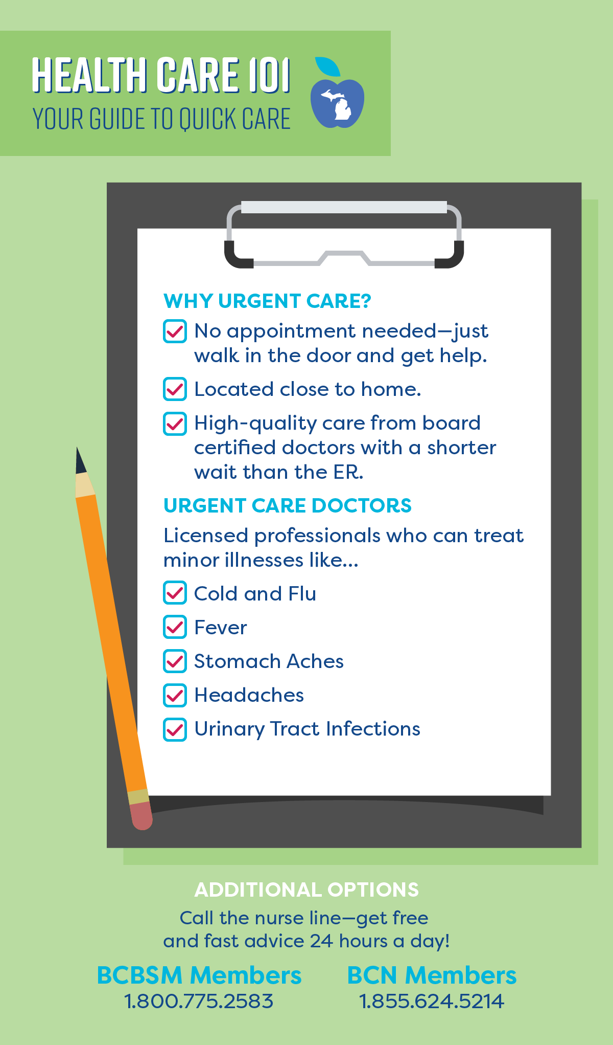 Urgent care and 24/7 online doctor visits may be a better