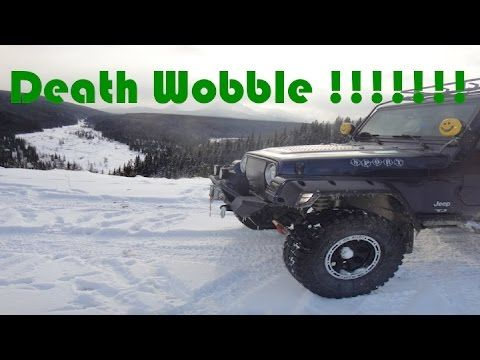 Troubleshooting The Dreaded Death Wobble Gerlzwobbledose