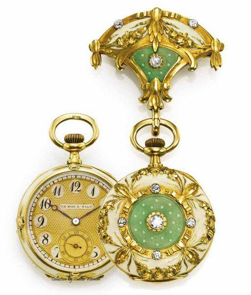 1413bc33ff4 Ювелирное Искусство Relógio De Bolso