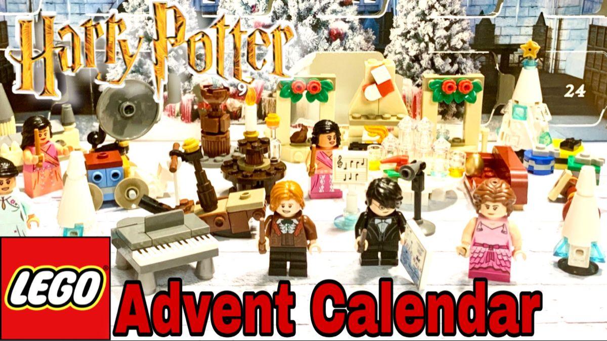 Lego Harry Potter Advent Calendar 2020 Youtube Harry Potter Advent Calendar Lego Advent Calendar Lego Advent