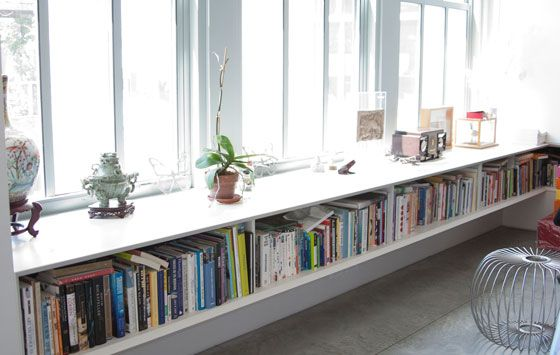This Is The Very First In A Series Of Posts Called Beautiful Spaces And Low Bookcase Low Bookshelves Home