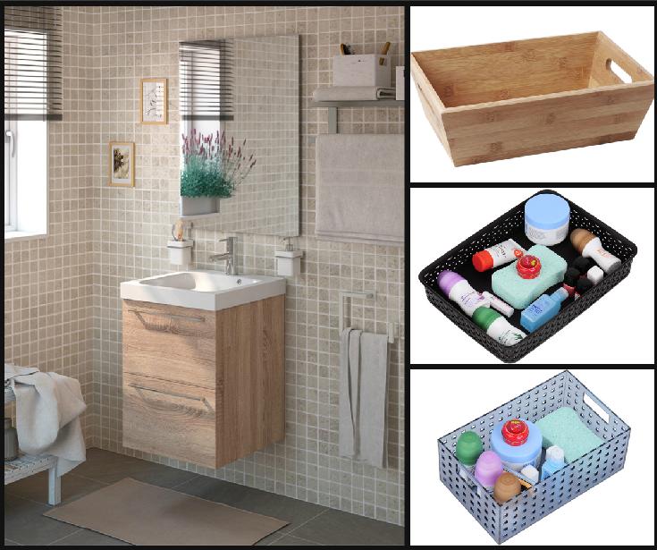 Ideas para ordenar cuartos de baño pequeños | Cuartos de baños ...