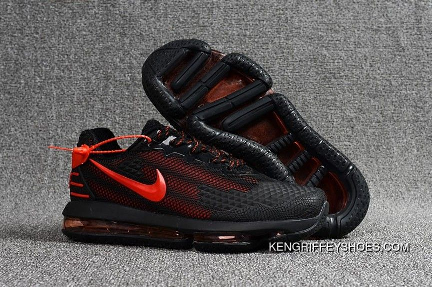 Nike Air Max 2019 20 PSI Black Red New Style ในปี 2019