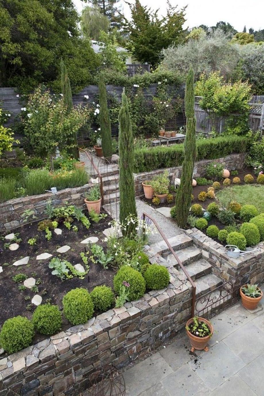 37 Simple But Beautiful Backyard Landscape Designs Ideas ...