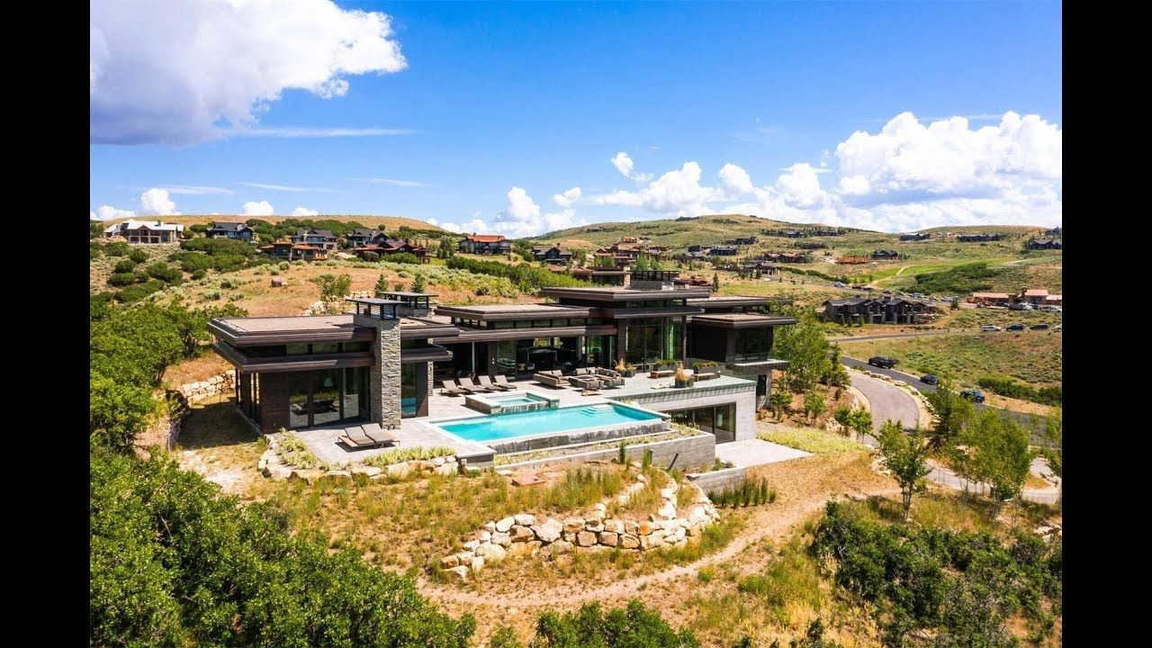 Magnificent Home In Park City Utah Sotheby S