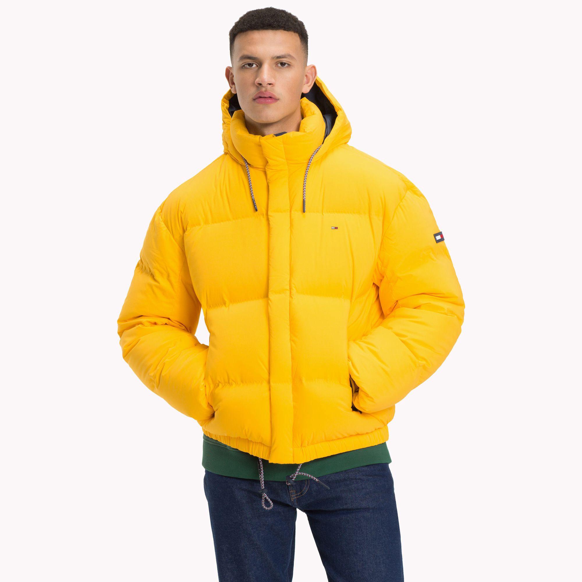 Tommy Hilfiger Oversized Down Jacket Spectra Yellow Xxl Jackets Tommy Hilfiger Man Jacket Down Jacket [ 2000 x 2000 Pixel ]
